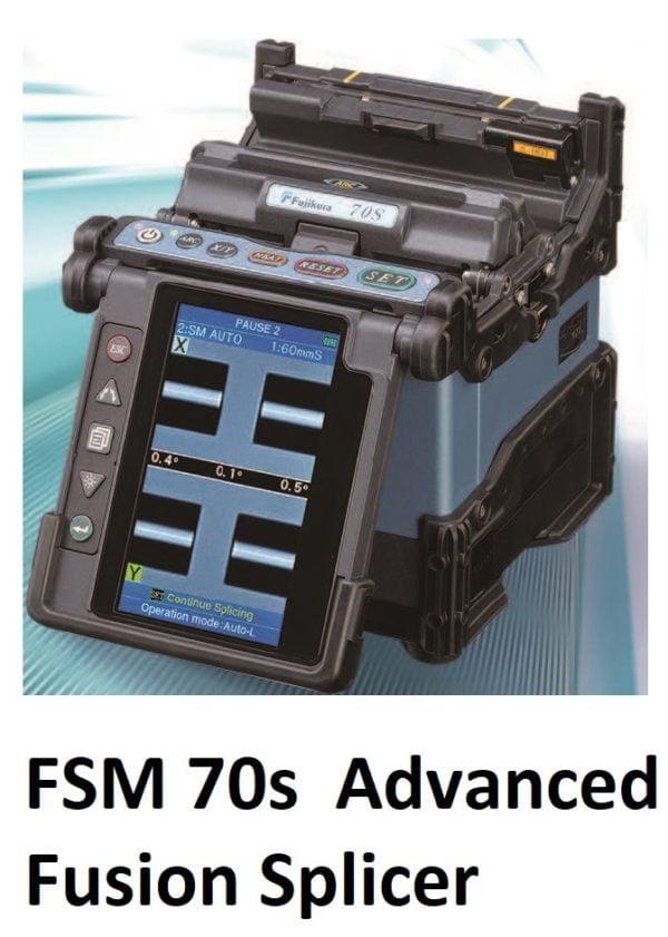 FSM 70S Fusion Splicer