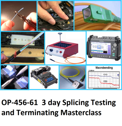 OP-456-61 3 day splicing testing and terminating Masterclass